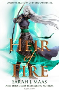UK Heir of Fire