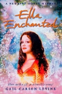 Image result for ella enchanted book