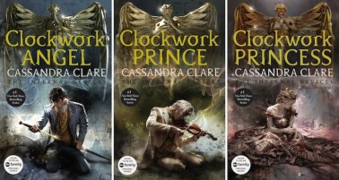 Image result for infernal devices series