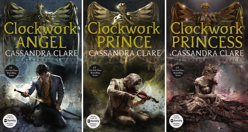 Image result for the infernal devices
