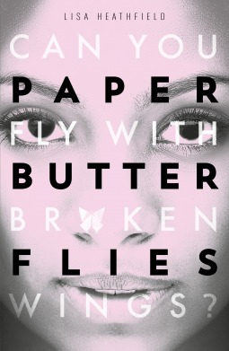 Image result for paper butterflies lisa heathfield